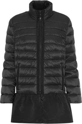 RED Valentino Ruffle-trimmed Quilted Shell Down Jacket