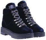 Prada Linea Rossa Prada Lace-up Ankle Boots