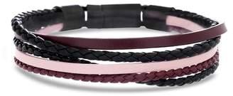Ben Sherman Braided Multi-Strand Bracelet
