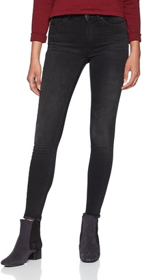 Only Women's Onlblush Mid Ank Raw Jeans Rea1099 Noos Not Applicable Skinny Skinny Jeans