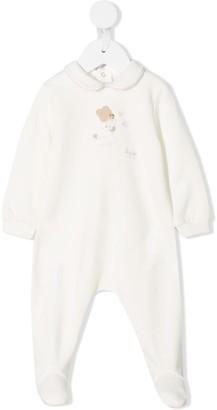Il Gufo Collared Pajamas