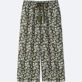 Uniqlo Women's (+ëpice Collection) Relaco 3/4 Shorts (wide)