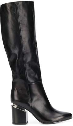 Vic Matié high pointed boots