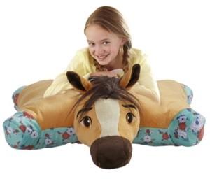 Pillow Pets NBCUniversal Spirit Jumboz Oversized Stuffed Animal Plush Toy