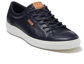 Ecco Soft 7 Light Perforated Leather Sneaker