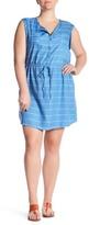 BB Dakota Declyn Drawstring Dress (Plus Size)