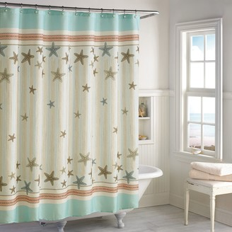 Signature Tremiti Starfish Shower Curtain