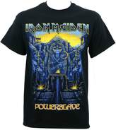 Global Iron Maiden Men's Dark Ink Powerslave T-Shirt XL