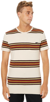 Rusty Breed Mens Tee Brown