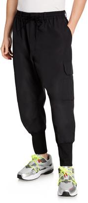 Y-3 Men's Nylon Cargo Pants