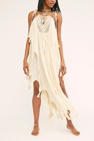 Free People Driftwood Maxi Top by Free People, White Water, XS