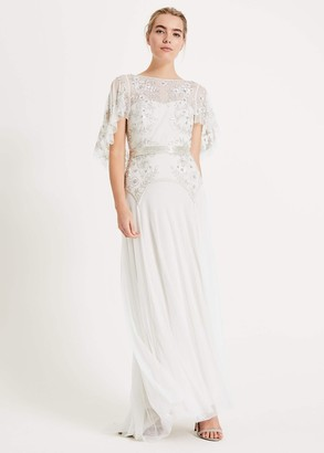 Phase Eight Louise Beaded Wedding Dress