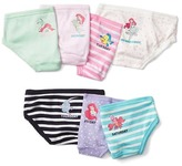 Gap babyGap | Disney Baby Ariel bikini briefs (7-pack)