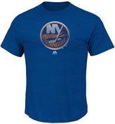 Majestic mens New York Islanders Men's Raise the Level Shirt