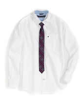 Tommy Hilfiger Runway Of Dreams Dress Shirt With Necktie