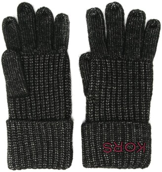 Michael Kors Chunky Knitted Gloves