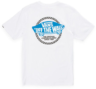 Vans Boys Checker Off The Wall T-Shirt