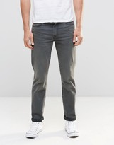 Levis Jeans 511 Slim Tapered Fit Joplin Mid Grey Overdye