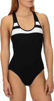 Hurley Block Party One-Piece Swimsuit