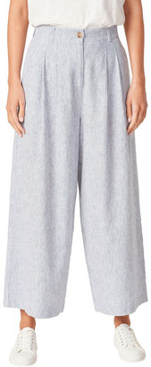 French Connection Linen Wide Leg Pant