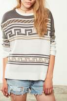 BB Dakota Neville Printed Sweater