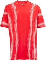 Faith Connexion stud embellished T-shirt - men - Cotton/Aluminium - L