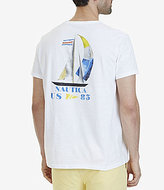 Nautica Sailboat Graphic Short-Sleeve T-Shirt