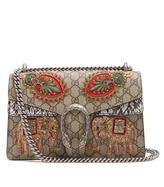 Gucci Dionysus GG Supreme embroidered shoulder bag