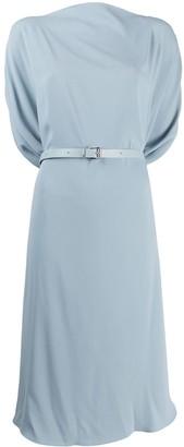 MM6 MAISON MARGIELA Belted Midi Dress
