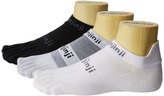 Coolmax Injinji Run Lightweight No Show 3 Pair Pack