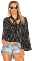 One Teaspoon Bonnie Ace Blouse