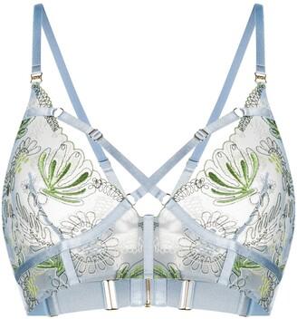 Bordelle Botanica lace soft bra