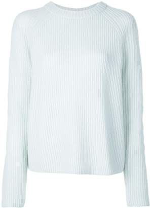 Vince ribbed knit cashmere sweater