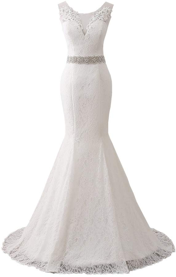 ec822bba89c9 White Ivory Bridal Dress - ShopStyle Canada
