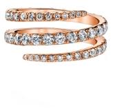Anita Ko Diamond Pinky Coil Ring