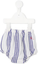 Bobo Choses striped culottes - kids - Linen/Flax/Viscose - 18-24 mth