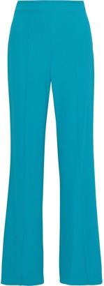 Alice + Olivia Jalisa Crepe Wide-leg Pants