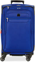 "Delsey CLOSEOUT! Helium Fusion 21"" Expandable Spinner Suitcase, Created for Macy's"