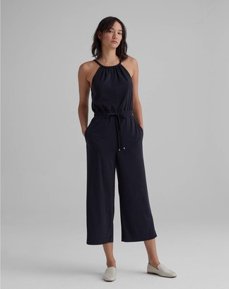 Club Monaco Elasticated Jumpsuit