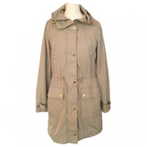 MICHAEL Michael Kors Beige Polyester Trench coat
