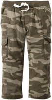Carter's Cargo Pants (Toddler/Kid) - Print - 8