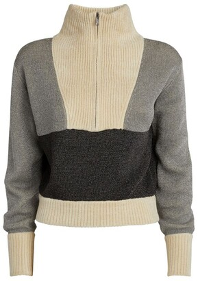 3.1 Phillip Lim Panelled Sweatshirt