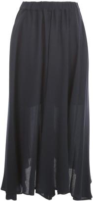 Antonelli Elastic Waist Skirt Pants
