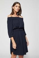 Witchery Jersey Off Shoulder Dress