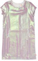 Billieblush Metallic Dress