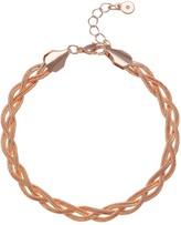 Lauren Conrad Braided Chain Bracelet