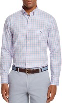 Vineyard Vines Saddle Bay Plaid Tucker Classic Fit Button-Down Shirt