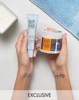 Nip + Fab Nip+fab Asos Exclusive Overnight Treatments - Glycolic Duo