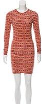 Torn By Ronny Kobo Zoe Jersey Knit Dress w/ Tags