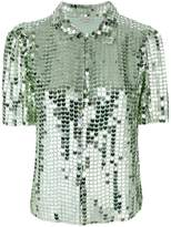 Temperley London Heart Charm blouse